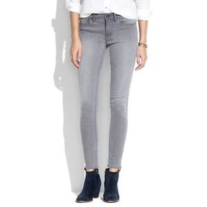 Madewell Ankle & Skinny Jeans Size 30